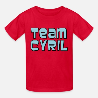 Cyrillic Team Cyril -- Archer - Kids' T-Shirt