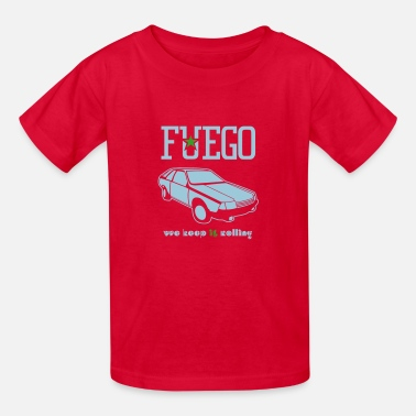 Fuegos Rogue Fuego With - Kids' T-Shirt