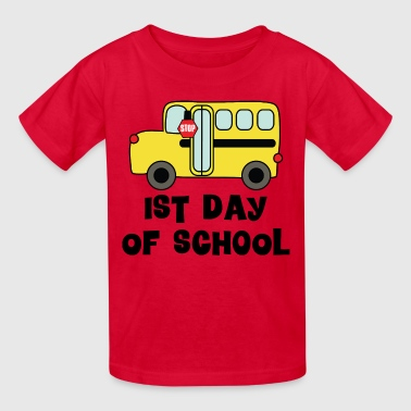 Back to School 1st Day - Kids' T-Shirt