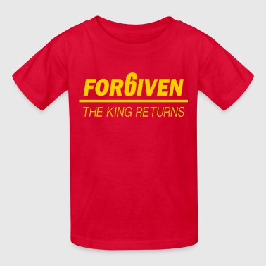For6iven Design - Kids' T-Shirt