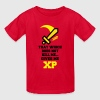 RPG Quote That Which Does Not Kill Me Gives XP - Kids' T-Shirt