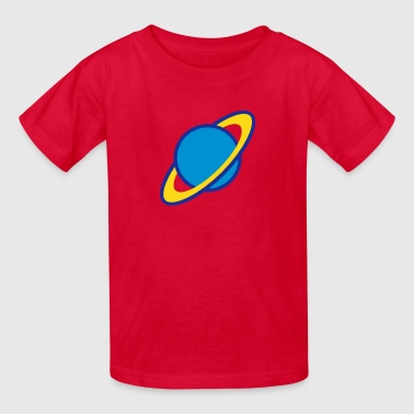 Saturn - Kids' T-Shirt