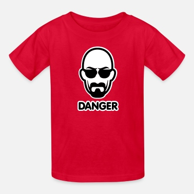 Walther Heisenberg I am the danger - Kids' T-Shirt