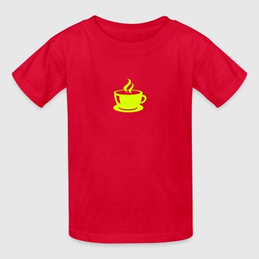 Cafe - Kids' T-Shirt