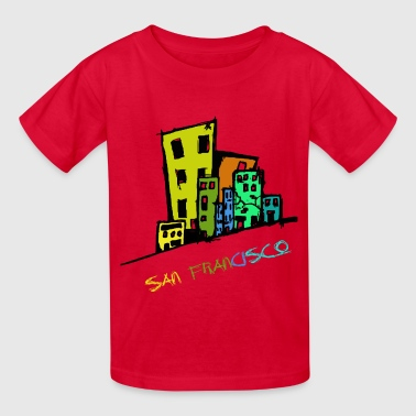 City kid - Kids' T-Shirt