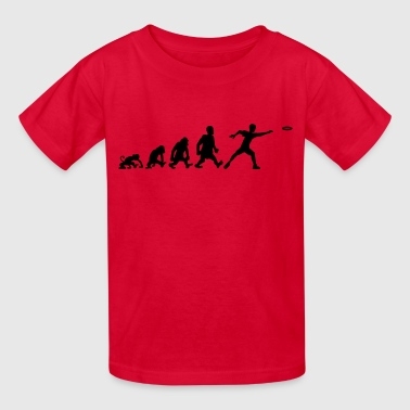 ultimate frisbee - Kids' T-Shirt