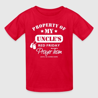 Red Friday PT Uncle - Kids' T-Shirt