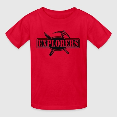 Explorers - Kids' T-Shirt