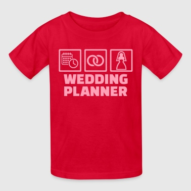 Wedding planner - Kids' T-Shirt