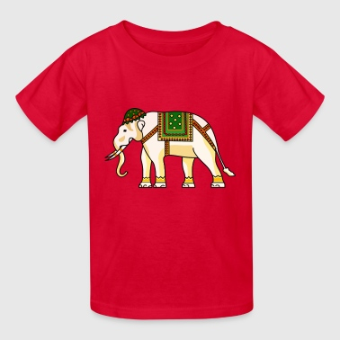 Africa Animal Asia Decorated 1298151 - Kids' T-Shirt
