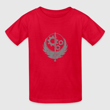 Brotherhood Of Steel Fallout 3 4 - Kids' T-Shirt