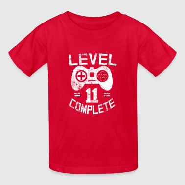 Level 11 Complete - Kids' T-Shirt