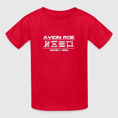 Avion Roe - Kids' T-Shirt