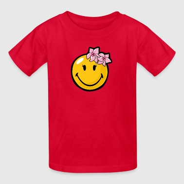 SmileyWorld Flower Girl - Kids' T-Shirt