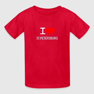 I LOVE ST.PETERSBURG - Kids' T-Shirt