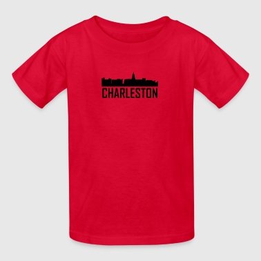 Charleston South Carolina City Skyline - Kids' T-Shirt