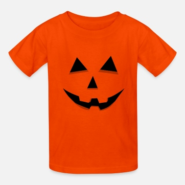 Lantern Basic Jack Triangle Face - Kids' T-Shirt