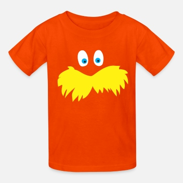 America The Lorax Teachers T-Shirts Costume Tee - Kids' T-Shirt