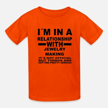 Jewelry relationship with JEWELRY MAKING - Kids' T-Shirt