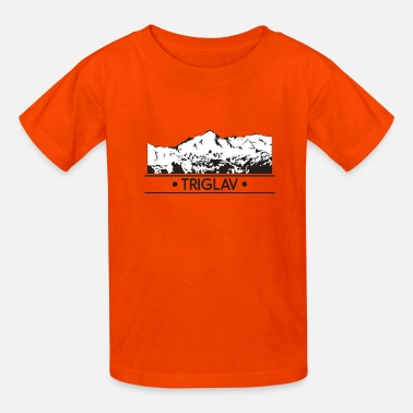 Highest Peak Triglav - Kids' T-Shirt