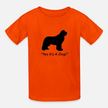 Yes Its A Dog! - Kids' T-Shirt