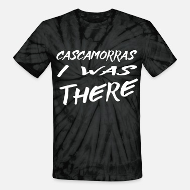 I Was There cascamorras i was there - Unisex Tie Dye T-Shirt