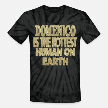 Domenico Domenico - Unisex Tie Dye T-Shirt