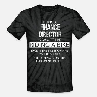 Shop Finance Director T-Shirts online | Spreadshirt