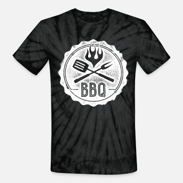 Bbq Supply BBQ - this shirt is for BBQ lovers - Unisex Tie Dye T-Shirt