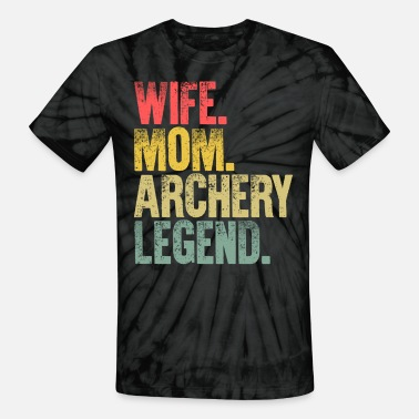 Best Mother Women Funny Gift T Shirt Wife Mom - Unisex Tie Dye T-Shirt
