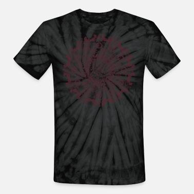 e9d37d7e Boho Hippie boho mandada - Unisex Tie Dye T-Shirt