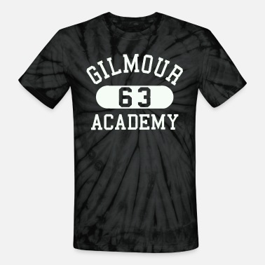 Academy Of Fine Arts Gilmour Academy - Unisex Tie Dye T-Shirt