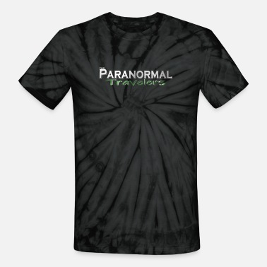 Paranormal The Paranormal Travelers - Unisex Tie Dye T-Shirt