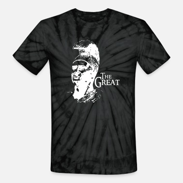 Monarchy Kamehameha the Great - Unisex Tie Dye T-Shirt