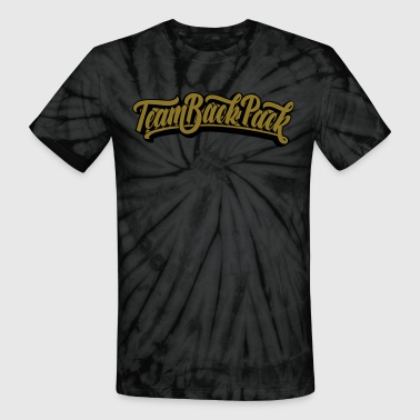 TBP Gold Club LIMITED - Unisex Tie Dye T-Shirt