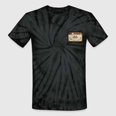 mr robot patch | fsociety - Unisex Tie Dye T-Shirt