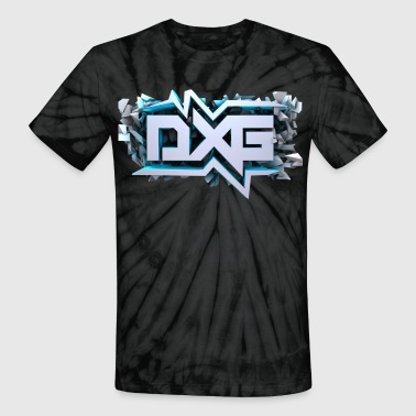 DragX Gaming Galaxy s7 Edge Case - Unisex Tie Dye T-Shirt