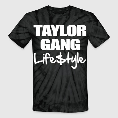 Taylor Gang Lifestyle - stayflyclothing.com - Unisex Tie Dye T-Shirt