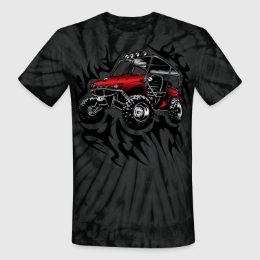 Can Am offroad utv side by side shirt - Unisex Tie Dye T-Shirt