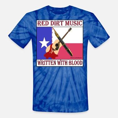 6455a2bf Red Dirt MusiWriten With Blood.jpg Men's Premium T-Shirt | Spreadshirt