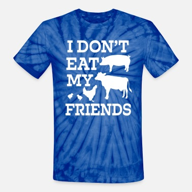 fbe88f78f I don't eat my friends funny vegetarian shirt Men's Premium T-Shirt ...
