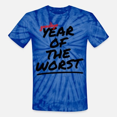 Turn Of The Year Turn of the year - Unisex Tie Dye T-Shirt