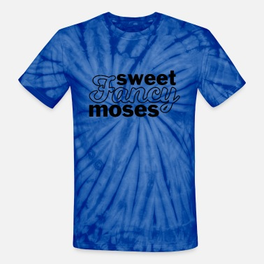 Constanza Sweet Fancy Moses 3 (light) - Unisex Tie Dye T-Shirt