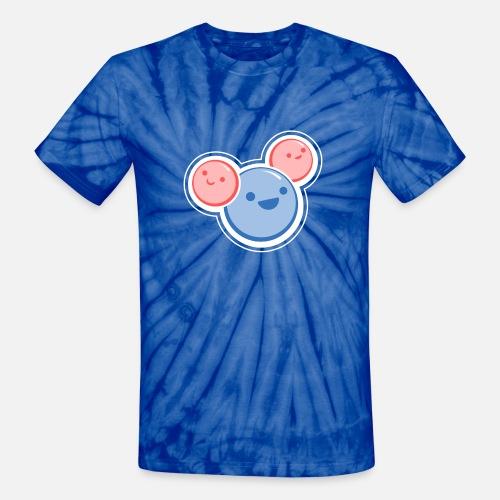 a33a448eb70 Water Molecule Unisex Tie Dye T-Shirt