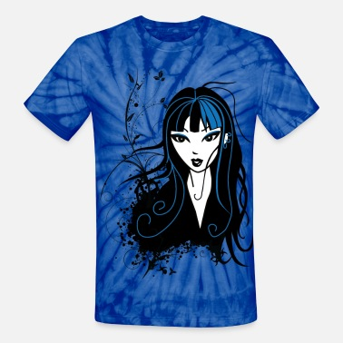 Mika Sexy Mika the Punk Girl Unisex T-Shirt - Unisex Tie Dye T-Shirt