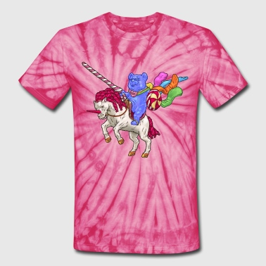 Sweet Ride - Unisex Tie Dye T-Shirt