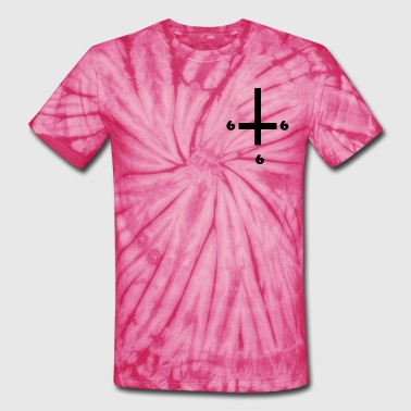 cross - Unisex Tie Dye T-Shirt