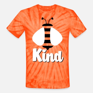 Positivity UNITY DAY T-shirt 2019 Anti Bullying Be Kind Tee - Unisex Tie Dye T-Shirt