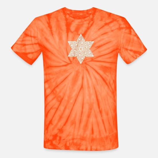 12b8c7ee161e4 Merkaba - sacred geometry - Flower of life, c, 1, Unisex Tie Dye T ...