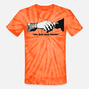 8d185a994 Seinfeld - Man Hands Men's T-Shirt | Spreadshirt